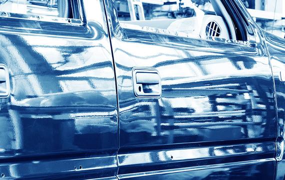 隔振减震汽车和车辆制造应用