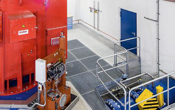 隔振减震机械和设备制造应用