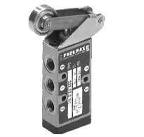 PNEUMAX紐邁司224系列金屬閥體機控閥