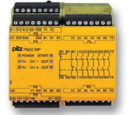 PILZ皮爾磁PNOZ X9P-安全繼電器