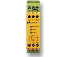 PILZ皮爾磁PNOZ X1P—安全繼電器