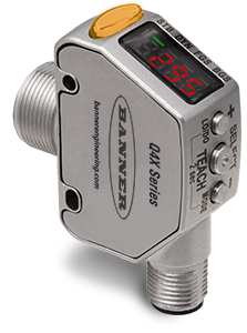 BANNER邦纳测量与检测传感器