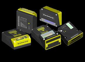 BANNER邦納工業激光條碼閱讀器