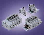 SMC模块式F.R.L./压力控制器