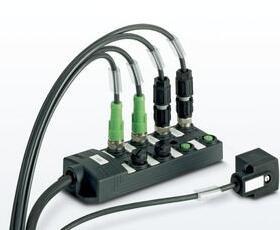PHOENIX菲尼克斯传感器/实行器布线