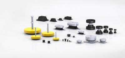 橡膠-金屬隔振器