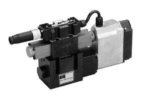 Parker派克D41FH系列先导式比例换向阀