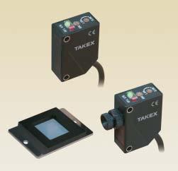 TAKEX竹中镜反射激光光电传感器LD-MX5R