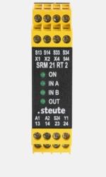 STEUTE世德安全继电器模块SRM 21 RT2系列