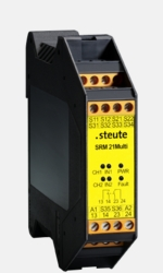 STEUTE世德安全继电器模块SRM 21 Multi系列