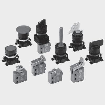 METAL WORK麥特沃克閥式氣動分配器,機械控制,手動,2位3通型