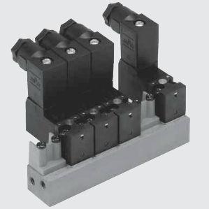 METAL WORK麥特沃克直動式電磁閥,2位3通型,NF,NO