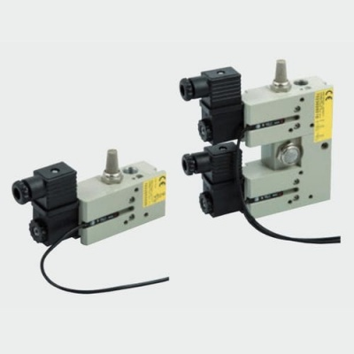 METAL WORK麦特沃克线轴气动分配器,气动,2位3通型