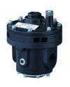 FAIRCHILD型号4500 - 150 SCFM [255 m3,Hr]前进,排气高流量无排气增压器(M4500A)