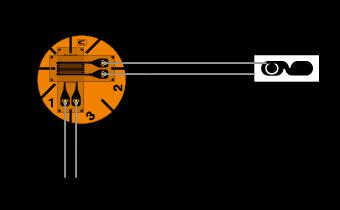 KYOWA KFGS测量残留应力用箔式应变片