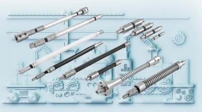 FIAMA柔性传动装置,半刚性轴和接头