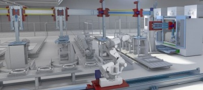 ROLLON集成执行器实现工业自动化