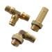Legris乐可利快速接头LF 3600,LLB,低铅黄铜,饮用水和蒸汽