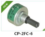 MIDORI導電塑料角度傳感器CP-2FC-6