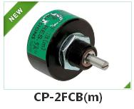 MIDORI導電塑料角度傳感器CP-2FCB(m)