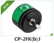 MIDORI導電塑料角度傳感器CP-2FK(b)J
