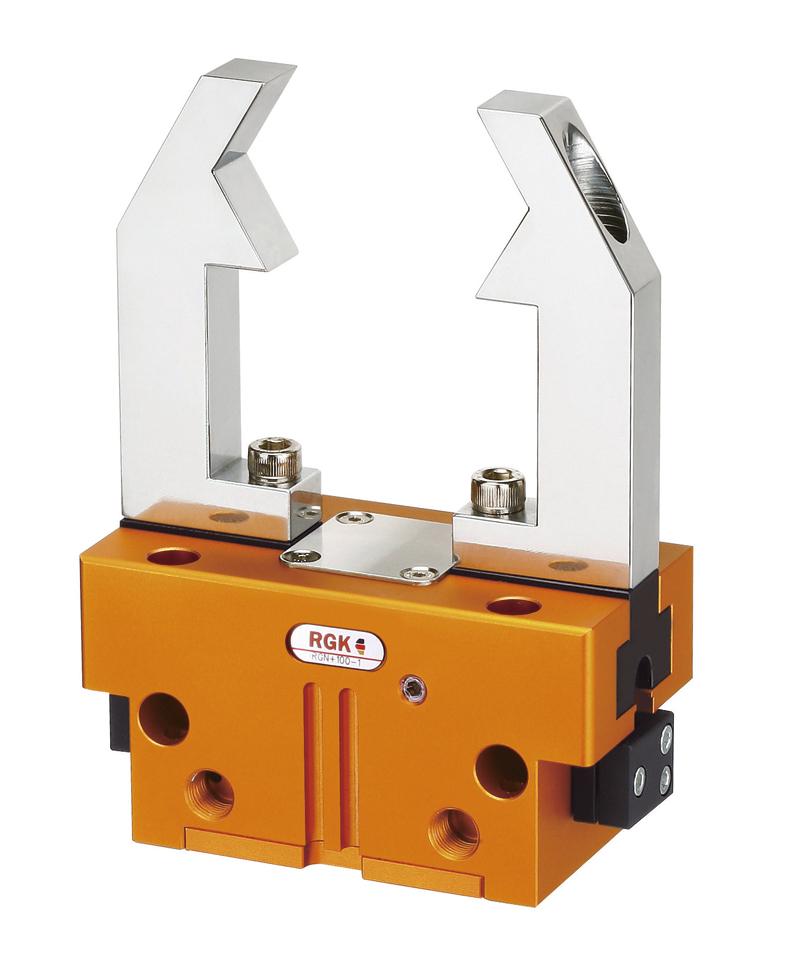 RGN系列经典款气动二指平动机械夹爪