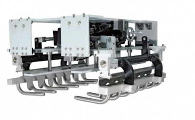 ABG-30袋狀夾爪模組(30KG 行程可調整型式)