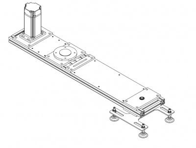 ESZ系列机械手臂第七轴延伸模组