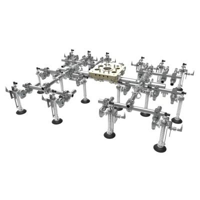 IPR熱成型工具處理原始空白