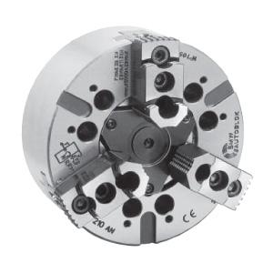 SMW-AUTOBLOK閉式中心動力卡盤