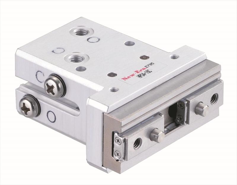 New-Era直线导轨平行气爪(标准型)HP04R