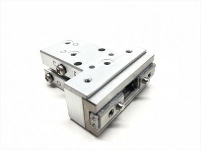 New-Era直線式平行移動無塵氣爪(長行程型)HP04NL