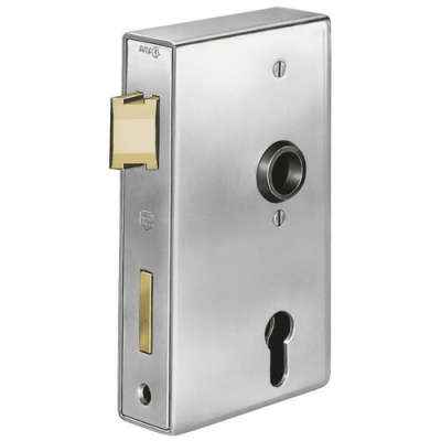 AMF门闩锁 门用 栅栏大门 不锈钢140CNIG, 141ENIG