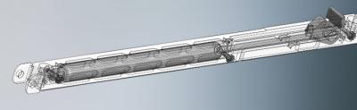 HAHN门阻尼器:SDD(滑动门阻尼器)