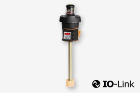 BUHLER罐顶安装液位或液位包括温度监测