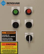 BENSHAW本秀低压启动器预包装的全电压启动器 - RCI系列