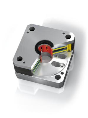 氣動導軌制動器夾緊元件PN