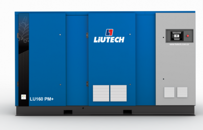 LU系列110-280kW螺杆式压缩机