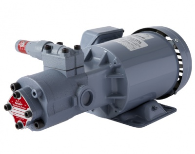 NOP摆线油泵电机一体2MY-2HT