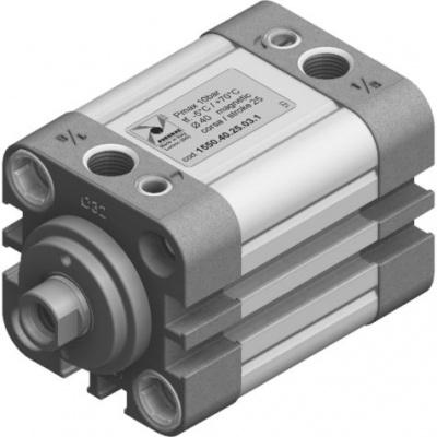 緊湊型氣缸1540-1550系列-ECOMPACT-S