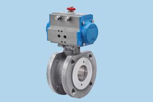 Valbia气动执行器2路系列        第 8P090100 条至第 8P090200 条