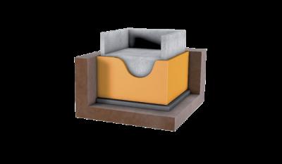 侧壁隔离垫