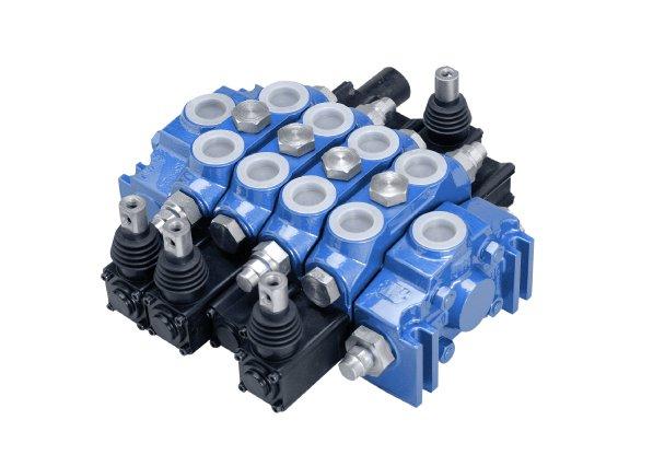 液压阀整体式和模块化阀DCV 80