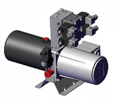 BREVINI(DANA)布雷维尼 紧凑型液压泵站 FP series