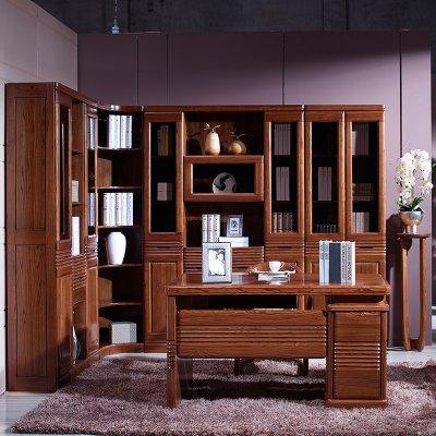 7101组合书柜7201板台