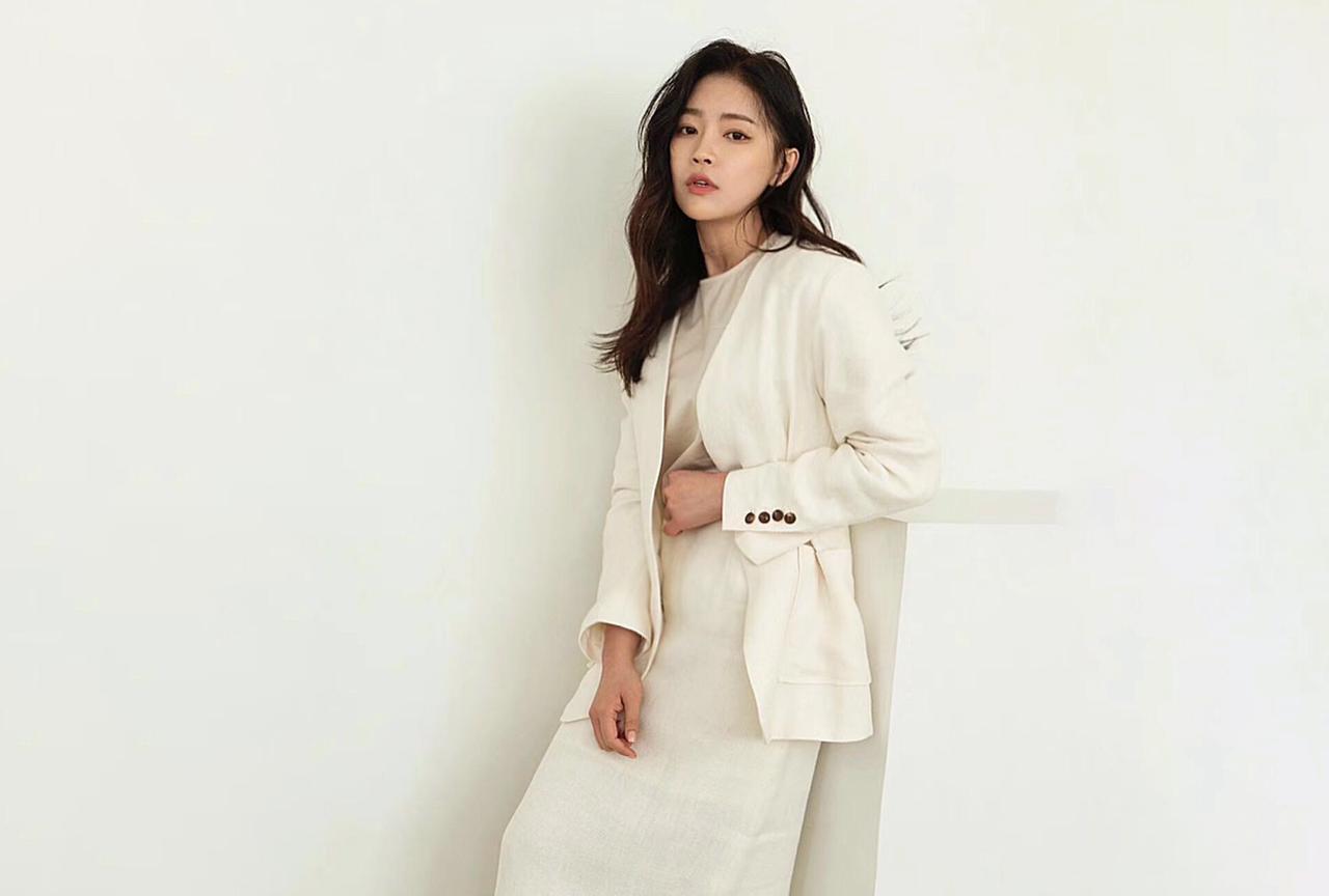韩系风服装拍摄案例