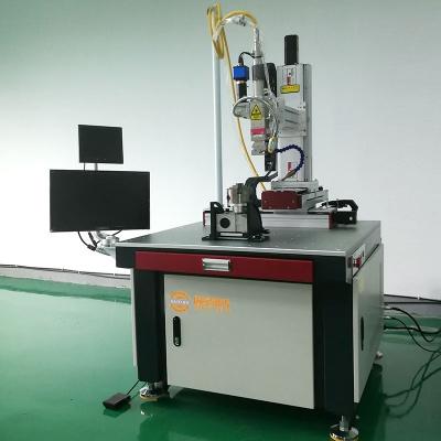 四轴平面焊接机