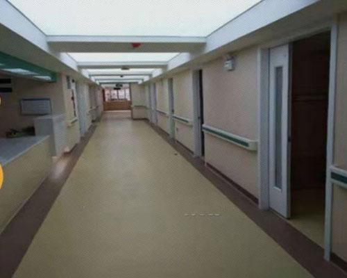 佛山人民醫院PVC地板效果圖