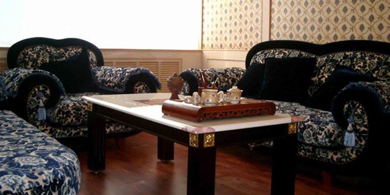 龙脉温泉茶艺馆