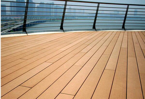 谈谈塑木地板与可持续发